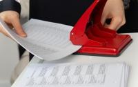 С 1 октября Украина откажется от бумажного документооборота