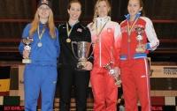 Ольга Харлан стала второй в Генте