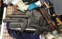 СБУ ликвидировала сеть сбыта контрабандного оружия в Киеве