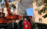 Все жители обрушившегося в Дрогобыче дома получили компенсации