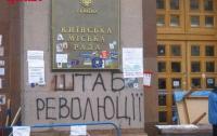 Киевляне требуют назначить выборы мэра на 13 апреля