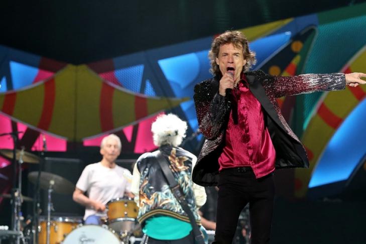 Группа The Rolling Stones обнародовала тизер нового альбома