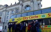 В Берлине запустили русскоязычный туристический маршрут
