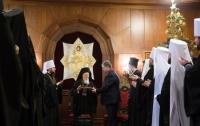 Петр Порошенко наградил Варфоломея орденом