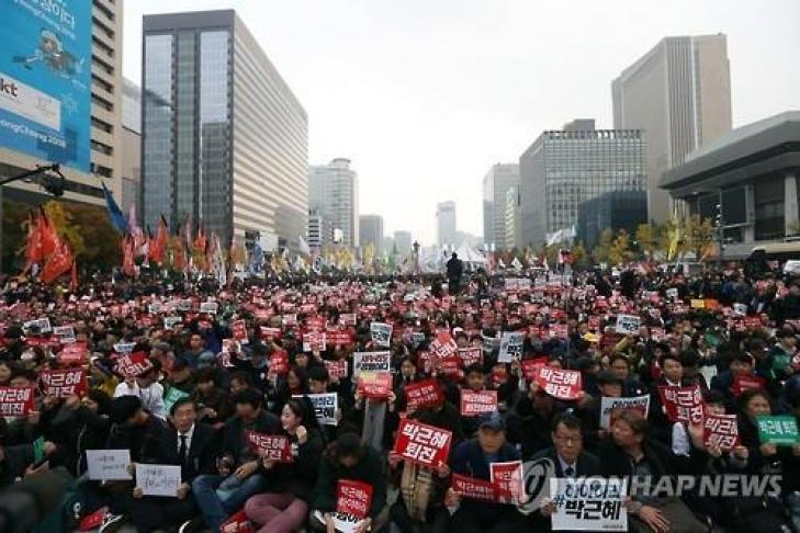 Прокуратура Южной Кореи требует допросить президента страны наэтой неделе