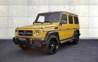 Автомастерская G-Power показала Mercedes-Benz G63 AMG