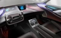 Toyota представит интерьеры беспилотных автомобилей будущего