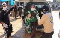 CNN: разведка США перехватила переговоры сирийских военных о химатаке