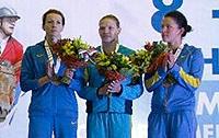 Украинские пятиборцы одержали третью победу на чемпионате мира