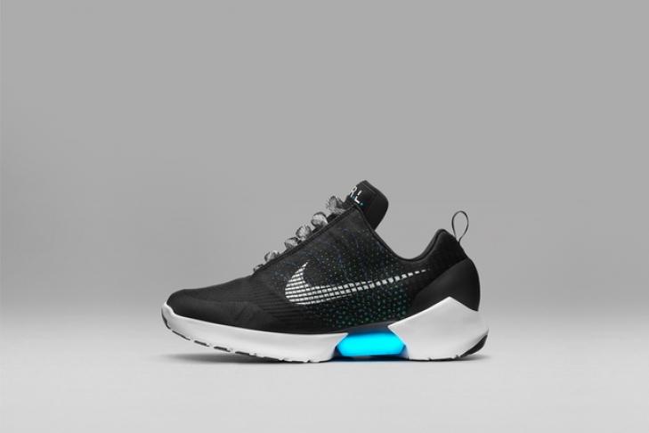Nike выпустит в реализацию кроссовки изфильма «Назад вбудущее-2»
