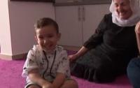 Ребенок заговорил на английском, которого никогда не слышал (видео)