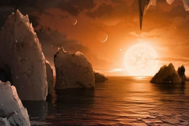Астроном: Следы инопланетян будут найдены напротяжении 10 лет