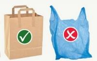 Нардепы решили запретить пластиковые пакеты в Украине
