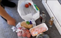 Экс-«беркутовец» устроил пьяный дебош на выборах (ВИДЕО)