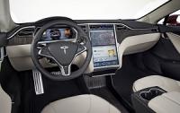 Электромобиль Tesla Model S оснастят системой автопилотирования