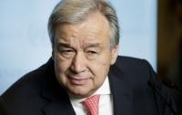 Генсек ООН написал важное письмо новоизбранному президенту Украины