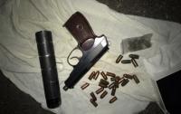 На Киевщине СБУ задержала торговцев оружием из района АТО