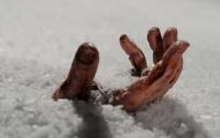 В Чернигове нашли мертвого мужчину: тело пролежало на улице полгода