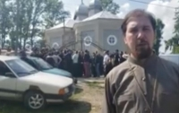 Неизвестные захватили храм УПЦ на Буковине