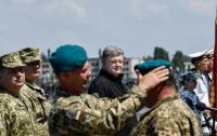 Украинские морпехи уволены за невыполнение приказа