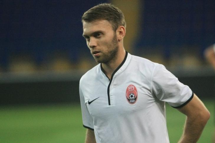 Футболист сборной Украины переходит в«Фенербахче»