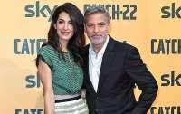 Джордж Клуни пожертвовал более $1 млн на борьбу с COVID-19