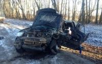 На Львовщине в страшном ДТП один человек погиб и 4 травмированы
