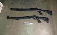 В одесском паркинге вместо бомбы нашли оружие и патроны