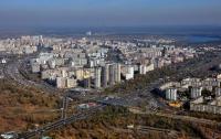 В столице на Троещине неизвестные расстреляли несколько авто