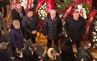 Похороны Кернеса прошли в лучших