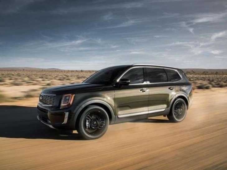 Кроссовер KIA Telluride объявлен «Всемирным автомобилем года»