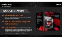 AMD готовит мощный гибридный процессор A10-7890K