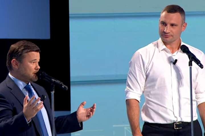 Кличко и Богдан скоро могут встретиться в суде