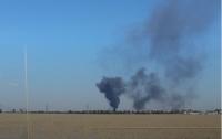 На нефтебазе Одессы прогремел взрыв, есть пострадавшие