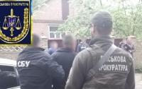 Под Винницей лидер профсоюза шантажировал военный санаторий