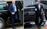 CNN обнародовал запись разговора Трампа и Коэна о выплатах модели Playboy