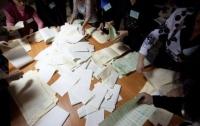 ЦИК Украины заканчивает обработку голосов