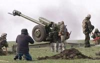 Боевики обстреляли украинских военных в районе Гнутово