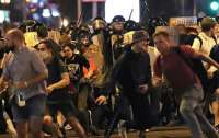 Несколько десятков человек задержаны на протестных акциях в Минске