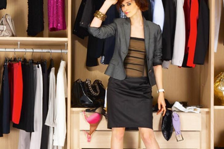 Самый сексуальный цвет одежды в женском гардеробе