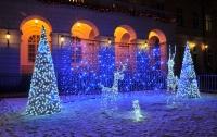 Стало известно, как украсят Киев к Новому году