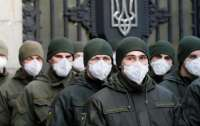 Нацгвардейцы взяли под охрану коронавирусные больницы в Херсоне