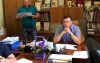 СБУ задержала чиновника