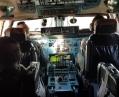 Пилот снял видео взлета легендарного самолета