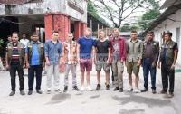 Шестеро украинцев задержаны в Бангладеш