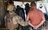 В Кривом Роге у мужчины изъяли наркотики на четверть миллиона гривен