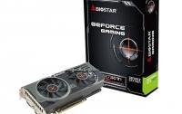 У Biostar появилась разогнанная видеокарта GeForce GTX