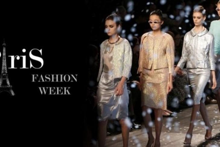 Встолице франции начинаются показы Недели моды