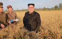 Ким Чен Ын приехал в воинскую часть на российском автомобиле