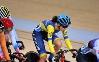 Украинка выиграла велогонку на Европейских играх